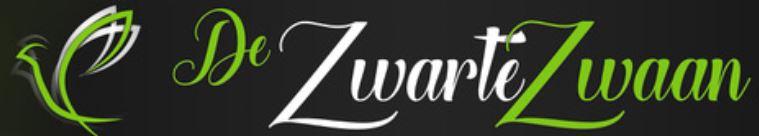 dezwartezwaan.be logo